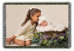 Custom Photo Tapestry Throw (54