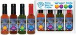 Custom Four Pepper Hot Sauce Pack (4x5oz)