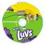 Custom DVD ROM (4.7 Gb)