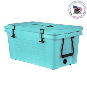 Patriot 50QT Aqua Marine Cooler