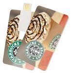 Custom Delgado Credit Card USB Drive (256 MB)