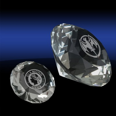 Diamond Crystal Paperweight Diamond Crystal Paperweight