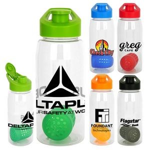 Easy Pour 25oz. Bottle with Floating Infuser
