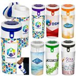 Custom Full Color Water Bottle