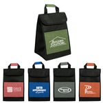 Custom Ridge Cooler Lunch Tote Bag (Factory Direct)