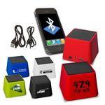Custom Mini Bluetooth Cube Speaker