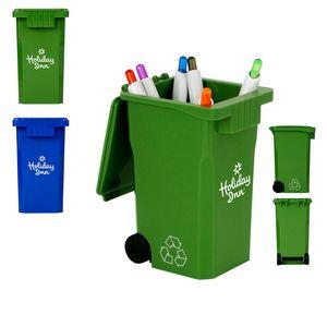 Recycle Bin Pen Holder