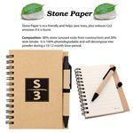 Custom Eco Stone Notebook