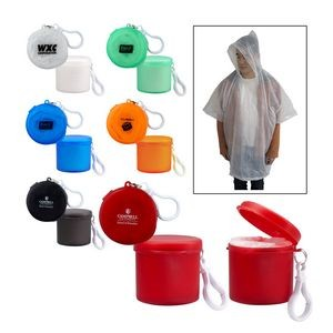 Travel Rain Poncho