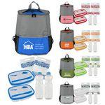 Custom Ridge Cooler Backpack Set for 2