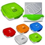 Custom Square Lunch Container