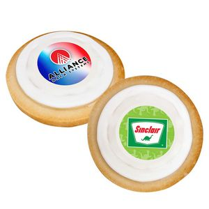 Full Color Round Cookie