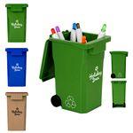 Custom Recycle Bin Pen Holder (Factory Direct)