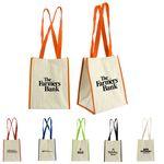 Custom Canvas Cooler Lunch Bag