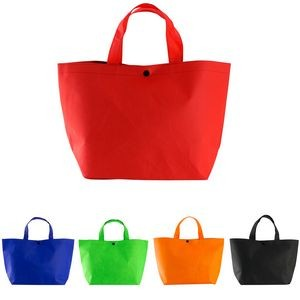 Snap Lunch Tote Bag (Blank)