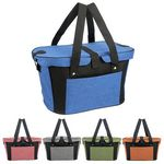 Custom Ridge Cooler Picnic Bag (Blank)