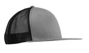 Custom Flat Bill Surfer Trucker Hat