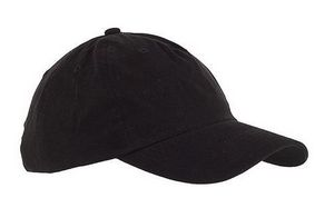 Custom 5-Panel Unstructured Brushed Twill Cap