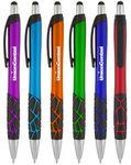 Custom Mosaic Stylus click pen