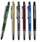Custom Olsen Stylus Click Action Pen