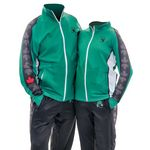 Custom Track Jacket and Pant, Polar Fleece