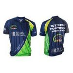 Custom Cycling Jersey, Race Fit