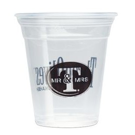 12 Oz. Clear Party Cup