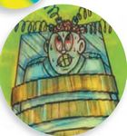 Custom Opti Lenticular Stickers (2 Phase)
