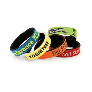 Adult Neoprene Promo Wristband