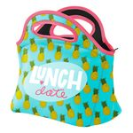 Custom Gran Klutch Neoprene Lunch Bag (4 Color Process)