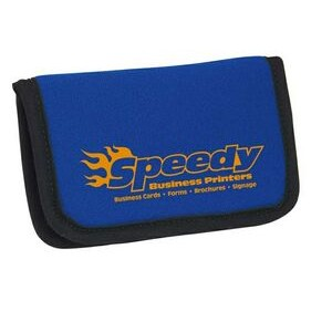 Neoprene Business Card/ ATM Card Holder (1 Color)