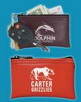 Custom Scuba Mini Wallet Coin Bag (4 Color Process)