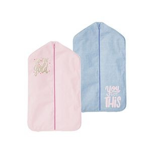 Continued Sugar Britches Toddler Garment Bag (Colored Canvas & Denim)