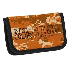 DigiColor Camo Neoprene Business Card/ ATM Card Holder (4 Color Process)