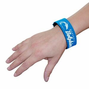 "Broadband 1"" Wide Neoprene Wristband"