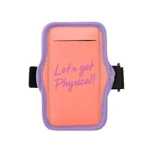 Jog Strap® Plus Neoprene Smartphone/ iPod Holder (1 Color)