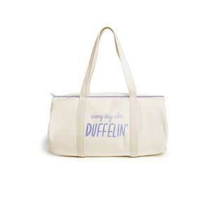 Continued Darling Duffel (Natural Canvas)