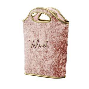 Venti Velvet Neoprene Lunch Bag