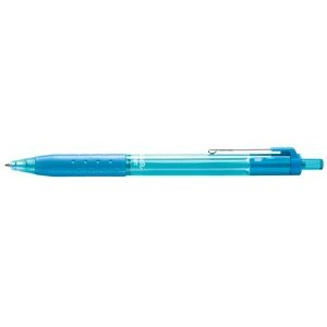 Papermate Retractable Translucent Barrel - Turquoise