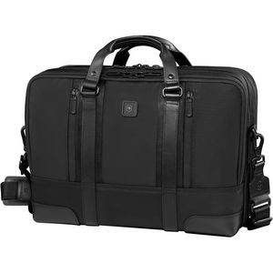 Victorinox Swiss Army Lexington 15 Explandable Laptop Brief with Tablet Reader Pocket