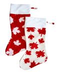 Custom Deluxe Patriotic Print Holiday Stocking