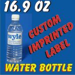 Custom 16.9 Oz. Bottled Water 1