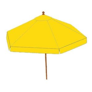 Beach umbrella Outdoor Market Patio Umbrella Sun Umbrella