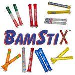 Custom BamStix Tube Noise Maker (Full Color)