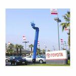 Custom Fly Guy Dancing Inflatable Advertising Balloons
