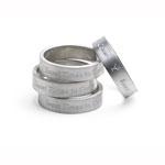 Custom Salut Napkin Rings