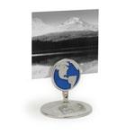 Custom Earth Clip Note Holder