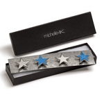 Custom Glisten Star Magnet Set