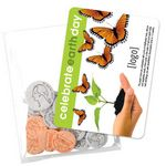 Custom Earth Day Seed Money Coin Pack (10 coins) - Stock Design H