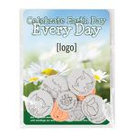 Custom Earth Day Seed Money Coin Pack (10 coins) - Stock Design R